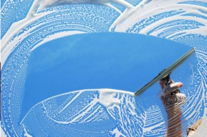 Westchester and Fairfield Window washing services