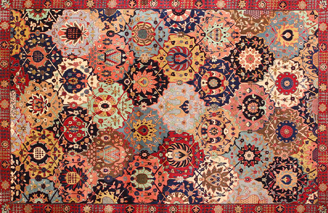 Oriental Rugs - Persian Rugs