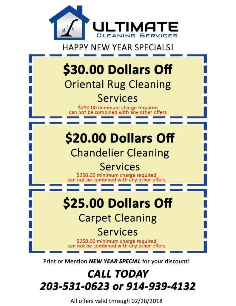 New Years Specials